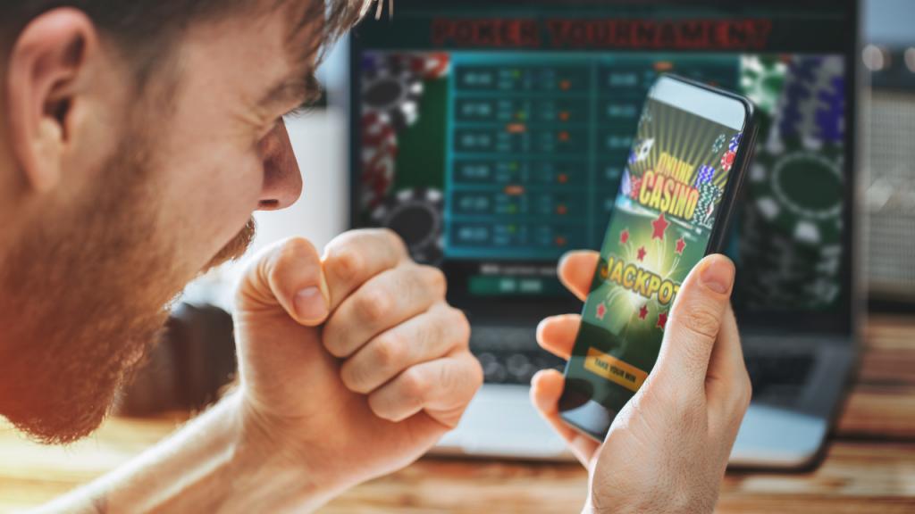 Types of online casino