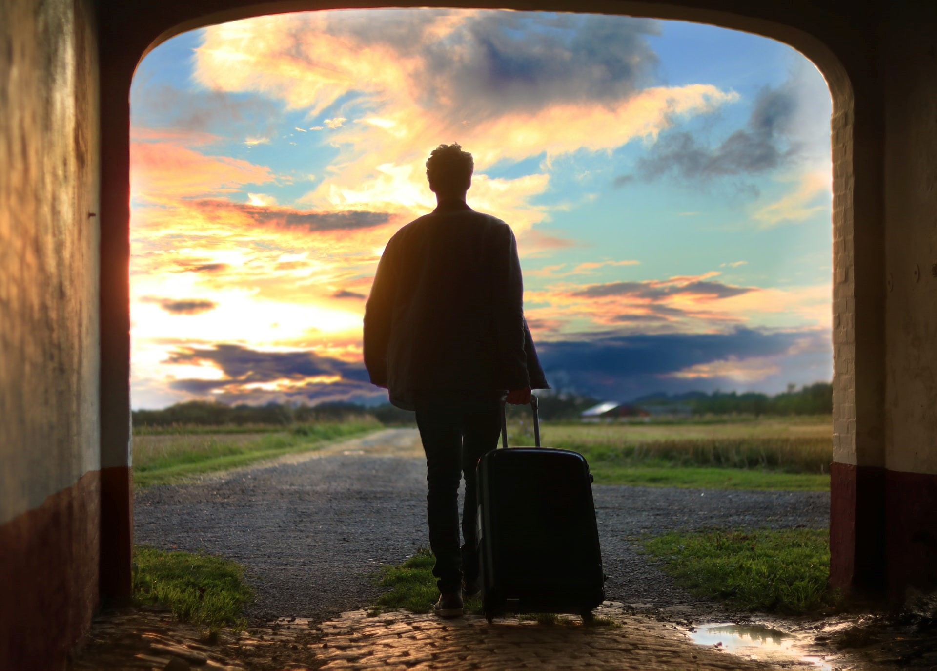 What travel essentials should every business owner keep?