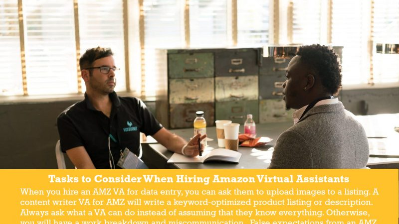 Why Hire an Expert Amazon FBA Virtual Assistant?